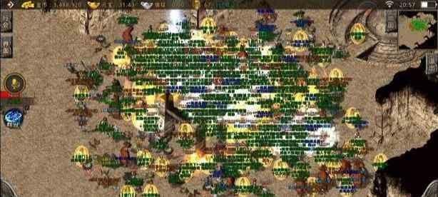 1.85星罗传奇超变私服中万象首沙加赛暗夜出击,王者之战