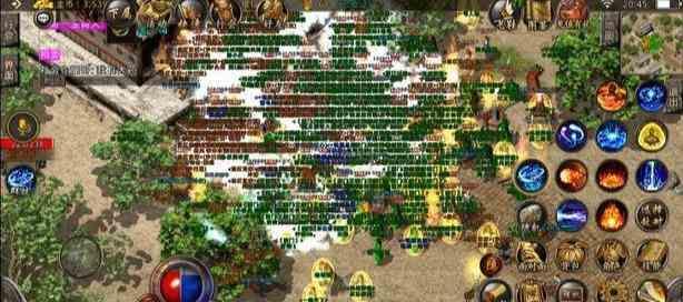 如何提升传世sf的游戏效率之高级地图打BOSS 传世sf 第2张
