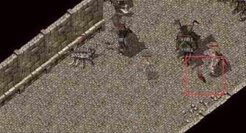 传奇1.76大极品的武士刺杀需掌握的技巧 传奇1.76大极品 第2张