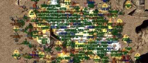 传奇暗黑版本里道士在游戏中是一个悲剧的职业 传奇暗黑版本 第1张