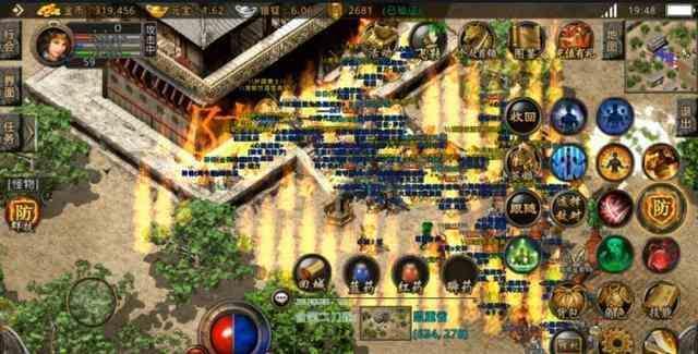 PK主要的是迷失传奇手游中玩家不是职业 迷失传奇手游 第1张